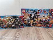 Lego Marvel Venom vs Spiderman