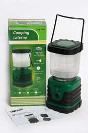 LED Camping Laterne-Batteriebetrieb in OVP
