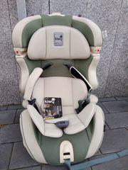 Kinderautositz KIWY grün inkl Sitzverkleinerung