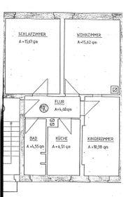 3Raum Wohnung