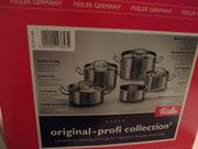 Fissler kochtopf-Set Profi Collection 5