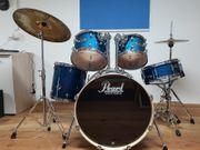 Pearl DrumSet gebraucht