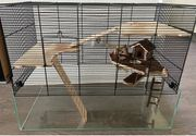 Hamster Mäusekäfig MINNESOTA mit Kletter