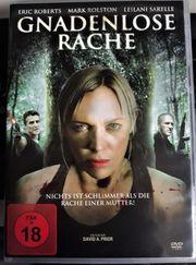 GNADENLOSE RACHE THRILLER DVD