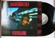 Manfred Maurenbrecher Feueralarm GER LP
