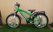 20 Kinderfahrrad grün Conway MS100