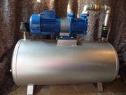 Hauswasserwerk Orpu SK32-2 Kreiselpumpe Gartenpumpe