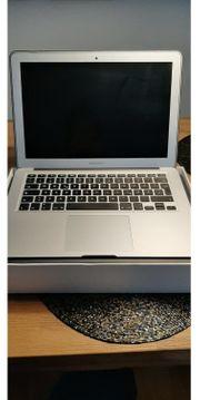 MacBook Air 13 Zoll Anfang