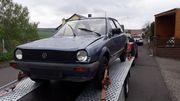 VW Polo CL Coupe Unfallwagen -