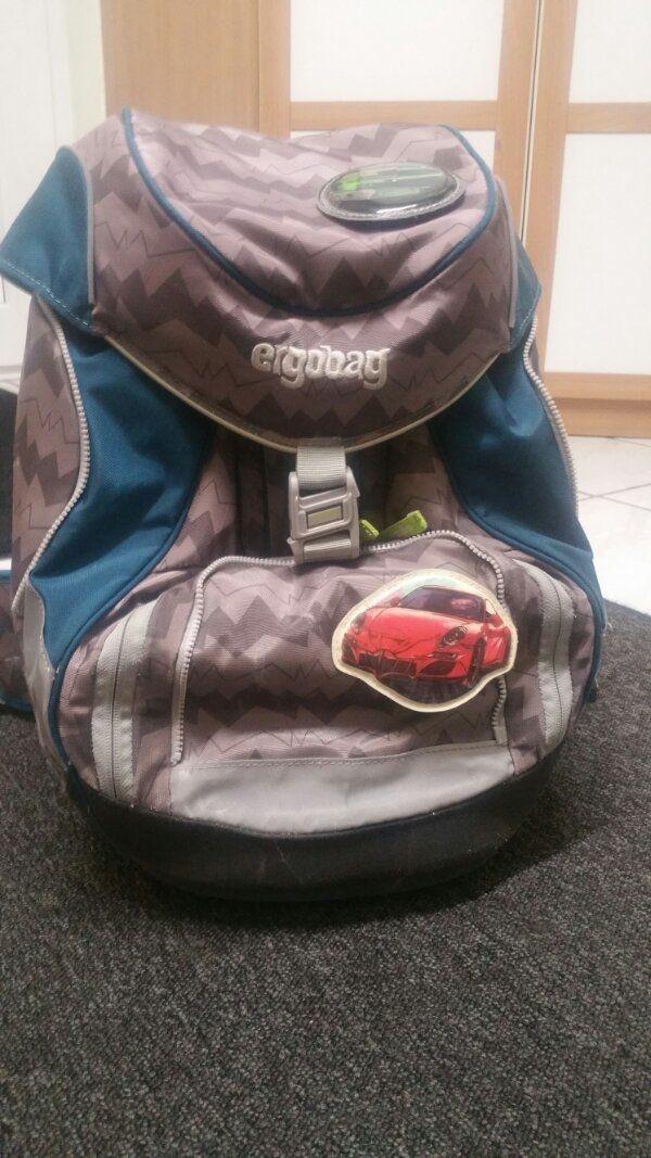 Schulrucksack von Ergobag