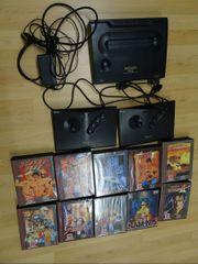 SNK NEO GEO ROM Console