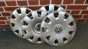 VW Radabdeckungen