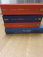 Harry Potter 1-4
