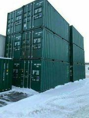 Seecontainer - Gewerbe & Business - gebraucht kaufen - Quoka.de