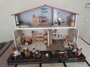 Puppenhaus mit Simba Bärenwald - Tieren