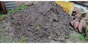 Bio Gartenerde zu verschenken