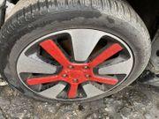 4x Reifen und Felgen 235