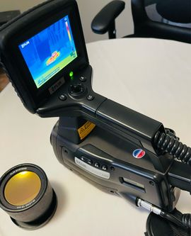 Profi- Wärmebildkamera ThermaCAM B20 HS Flir