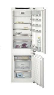 A SIEMENS Einbau-Kühl-Gefrier-Kombi inkl Einbauschrank
