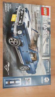 Lego 10265 Ford Mustang - NEU