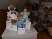 Auflösung meiner Porzelan-Puppen- Samlung SONDERPREIS