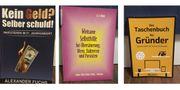 Versch Bücher Für Gründer Wirksame