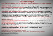 Gaming PC 5 Sterne