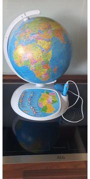 Clementoni Galileo Globus interaktiv neuwertig