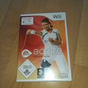 Wii Spiel Aktive Personal Trainer