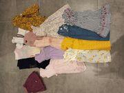 Kleidungspaket Mädchen Größe 80-86