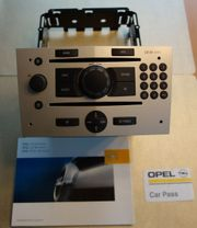 Opel CD60 Radio und Navi