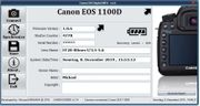 Canon EOS 1100D mit Exakta-Objektiv