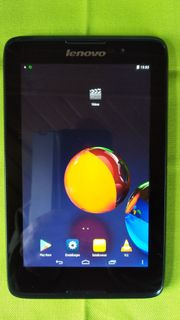 Lenovo Tablet 7 Zoll Android