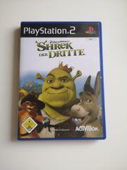 Shrek der Dritte - PS2 - Playstation