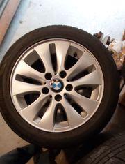 4 BMW Sommerreifen auf Original