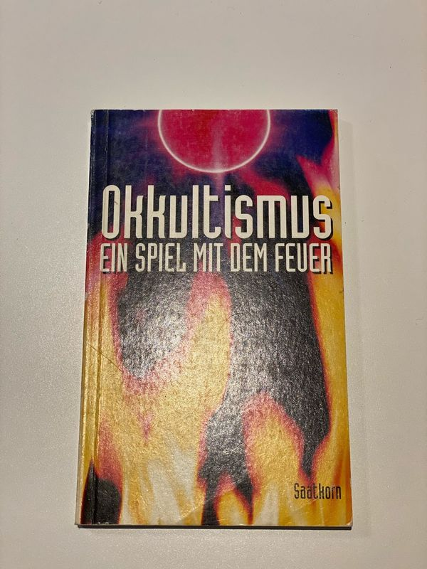 Buch Okkultismus