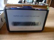 MP3 Konverter für MC Kassetten