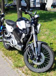 Elektro Motorrad Super SOCO TCmax