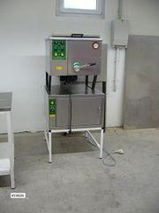 Fango-Rührwerk mit Warmhalteschrank - mit GebrauchtgeräteGARANTIE