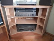 Eck-Regal für Stereo-Anlage oder anderes