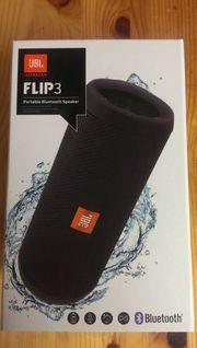 JBL Flip 3 Verpackung ohne