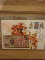 2 Banknoten Briefe