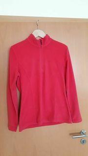 Damen Fleece Shirt pink McKinley