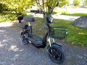 Elektro Fun Moped Fahrrad