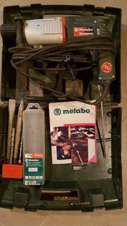 Metabo Bohrhammer Multihammer BH E