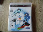 PS3 Spiel Wintersport