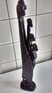 Zu verkaufen handgeschnitzte Afrikanische holzstatue