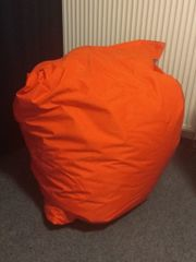 Sitzsack orange