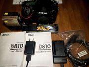 Nikon D810 36 3 MP