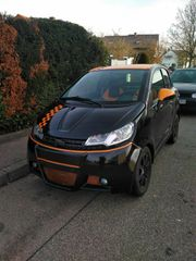 JDM Roxsy GT Mopedauto - ohne